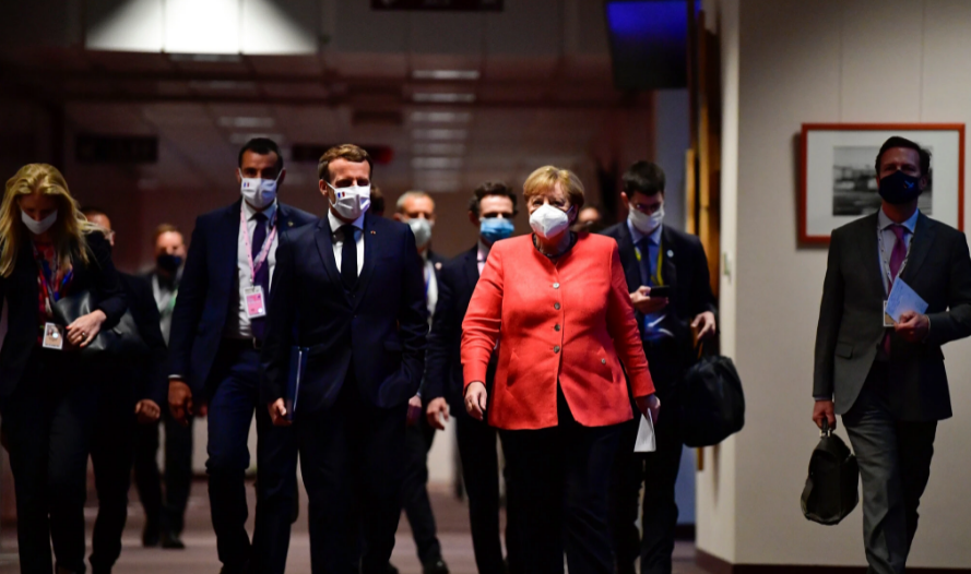 Can Macron Lead the European Union After Merkel Retires?