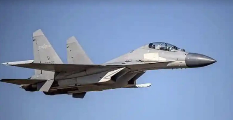 China sends jets and bombers near Taiwan as Beijing opposes island's trade deal bid